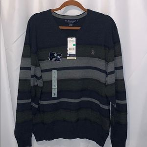 U.S. Polo Assn. men's Sweater Size Large